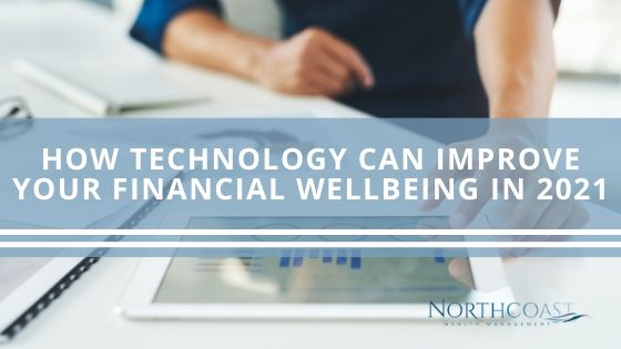How Technology Can Improve Your Financial Wellbeing in 2021